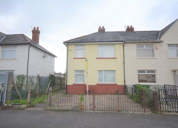 Thumbnail 3 bedroom semi-detached house to rent in Clydesmuir Road, Cardiff, Cardiff.