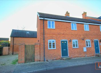 Thumbnail 2 bed end terrace house for sale in St Mary's Cottages, Bells Lane, Sudbury