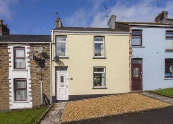 Thumbnail 3 bed terraced house for sale in Tredegar Street, Rhiwderin, Newport