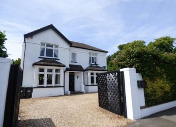 Thumbnail 4 bed detached house for sale in Alverstoke, Gosport, Hampshire