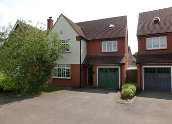 Thumbnail 5 bed detached house for sale in Fulford Close, Wythall, Birmingham