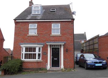 Thumbnail 4 bed detached house for sale in Copgrove Close, Hamilton, Leicester