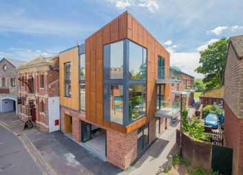 Thumbnail 2 bed flat for sale in Commercial Road, Exeter