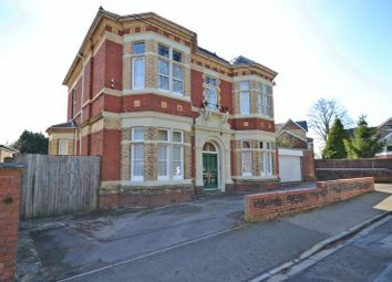 Thumbnail 7 bed detached house for sale in Exceptionally Spacious Period House, Caerau Crescent, Newport