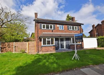 Thumbnail 5 bed detached house to rent in Netherwood Road, Northenden, Manchester, Greater Manchester