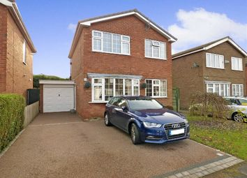 Thumbnail 3 bed detached house for sale in Bodmin Avenue, Macclesfield, Cheshire