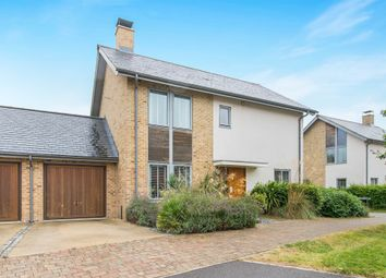 Thumbnail 4 bedroom detached house for sale in Pumphouse Way, Basingstoke