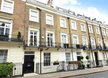 Thumbnail 5 bed terraced house to rent in Trevor Place, London