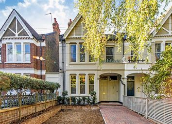 Thumbnail 3 bed flat to rent in Trouville Road, London