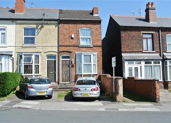 Thumbnail 3 bedroom end terrace house for sale in Lord Street, Walsall