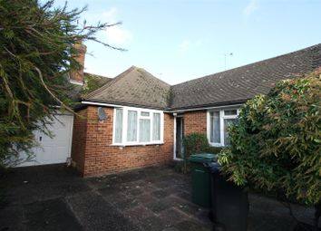 Thumbnail 2 bed detached bungalow to rent in Broad View, Bexhill-On-Sea