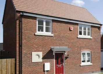 Thumbnail 3 bed detached house for sale in Pulford Drive, Thurnby, Leicester