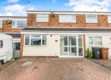Thumbnail 3 bed terraced house for sale in Medway Road, Worcester