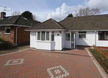 Thumbnail 3 bed semi-detached bungalow for sale in Hurford Place, Cardiff