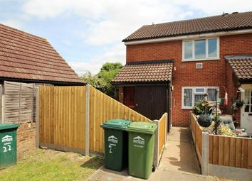 Thumbnail 2 bed maisonette to rent in Westland Close, Stanwell, Staines