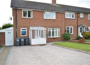 Thumbnail 3 bed end terrace house for sale in Lindridge Road, Sutton Coldfield