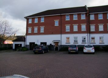 Thumbnail 2 bed flat to rent in Bell Chase, Aldershot, Hampshire