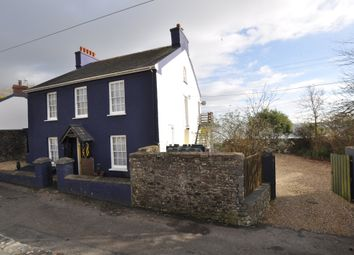 Thumbnail 6 bed detached house for sale in The Cottage, Victoria Street, Laugharne