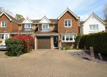 Thumbnail 4 bedroom detached house for sale in Hobby Horse Close, West Cheshunt, Herts