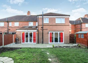 Thumbnail 5 bed semi-detached house for sale in Oak Drive, Garforth
