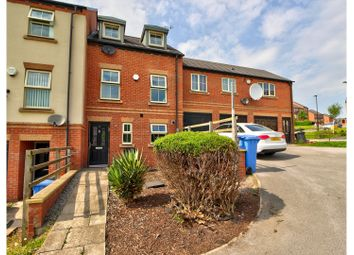 Thumbnail 3 bed town house for sale in Quarryfield Road, Sheffield