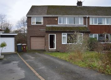 Thumbnail 5 bed semi-detached house for sale in Beechfield Road, Hadfield, Glossop