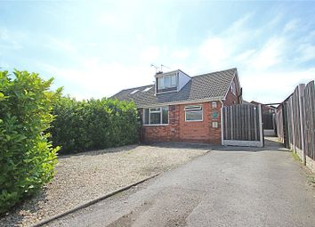 Thumbnail 4 bed bungalow for sale in Leybrook Croft, Hemsworth, Pontefract, West Yorkshire
