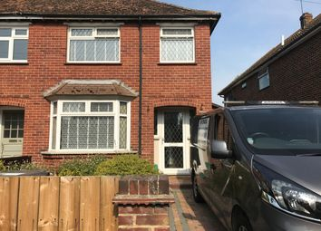 Thumbnail 1 bed end terrace house to rent in Tothill Street, Minster Ramsgate