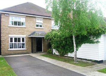Thumbnail 4 bedroom detached house to rent in Blanchard Mews, Harold Wood