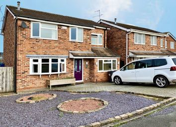 Thumbnail 4 bed detached house for sale in St. Lawrence Court, Nantwich