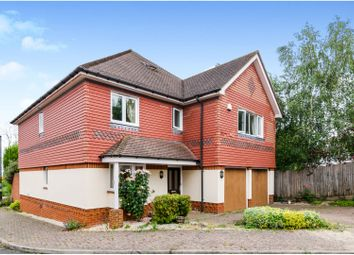Thumbnail 5 bed detached house for sale in Merrin Hill, South Croydon