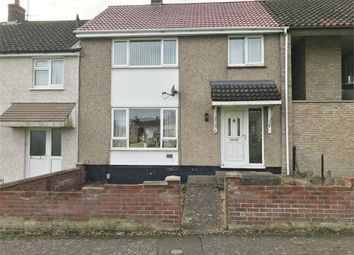 Thumbnail 3 bed terraced house for sale in Worksop Gardens, Corby, Northamptonshire