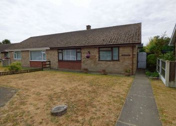 Thumbnail 2 bedroom semi-detached bungalow for sale in Paddock Close, Belton, Great Yarmouth