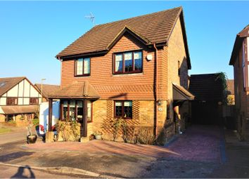 Thumbnail 4 bed detached house for sale in Heritage Park, Basingstoke