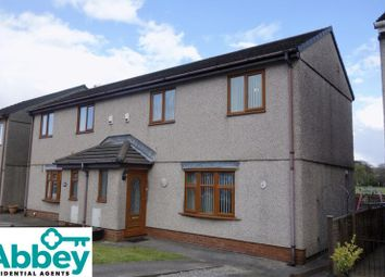 Thumbnail 2 bed semi-detached house for sale in Stratton Way, Neath Abbey, Neath