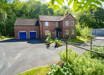 Thumbnail 4 bed detached house for sale in Dale Road, Coalbrookdale, Telford, Shropshire.