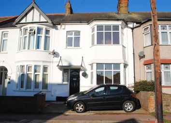 Thumbnail 3 bed terraced house for sale in Lymington Avenue, Leigh On Sea, Essex