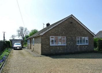Thumbnail 3 bed detached bungalow for sale in Ford Lane, Morton, Bourne, Lincolnshire