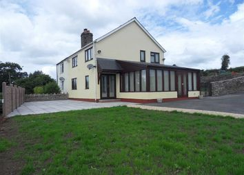 Thumbnail 3 bed semi-detached house to rent in Earlswood Road, Chepstow, Monmouthshire