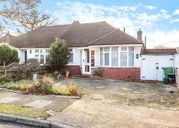 Thumbnail 2 bed bungalow for sale in Rolleston Avenue, Petts Wood, Orpington