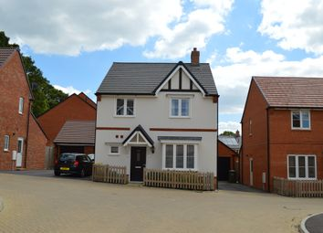 Thumbnail 4 bed detached house for sale in Savernake Way, Fair Oak, Eastleigh