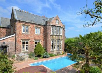 Thumbnail 7 bedroom town house for sale in Longdrag Hill, Tiverton