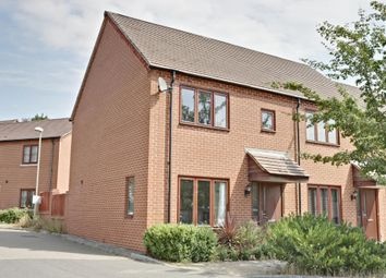 Thumbnail 2 bed end terrace house for sale in The Spinney, Basingstoke