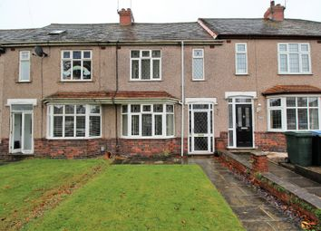 Thumbnail 3 bed terraced house for sale in Brownshill Green Road, Coventry