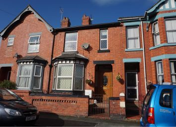 3 bed terraced house for sale in York Street, Oswestry SY11