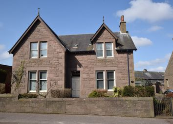 Thumbnail 3 bed detached house for sale in Dundee Road, Forfar