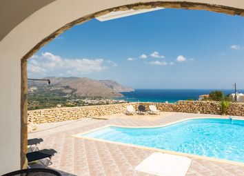Thumbnail 3 bed semi-detached house for sale in Mathes, Chania, Crete, Greece