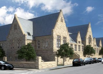 Thumbnail 4 bed town house for sale in Priestley Manor, Morley, Leeds