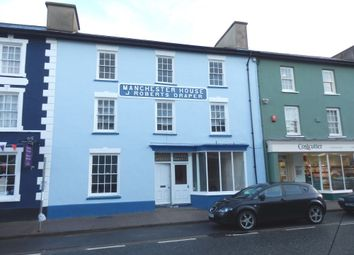 Thumbnail Commercial property for sale in 19 Market Street, Aberaeron, Ceredigion