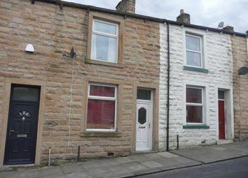 Thumbnail 2 bed terraced house for sale in Ingham Street, Padiham, Burnley
